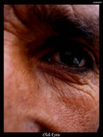 Old Eyes by simmo0916