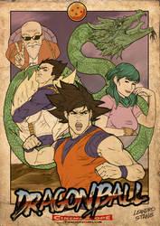 Dragonball fanart poster