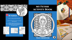 My Fetish Activity Book- FOR SALE NOW