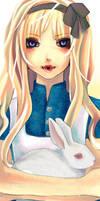 Alice by CrimsonCobwebs