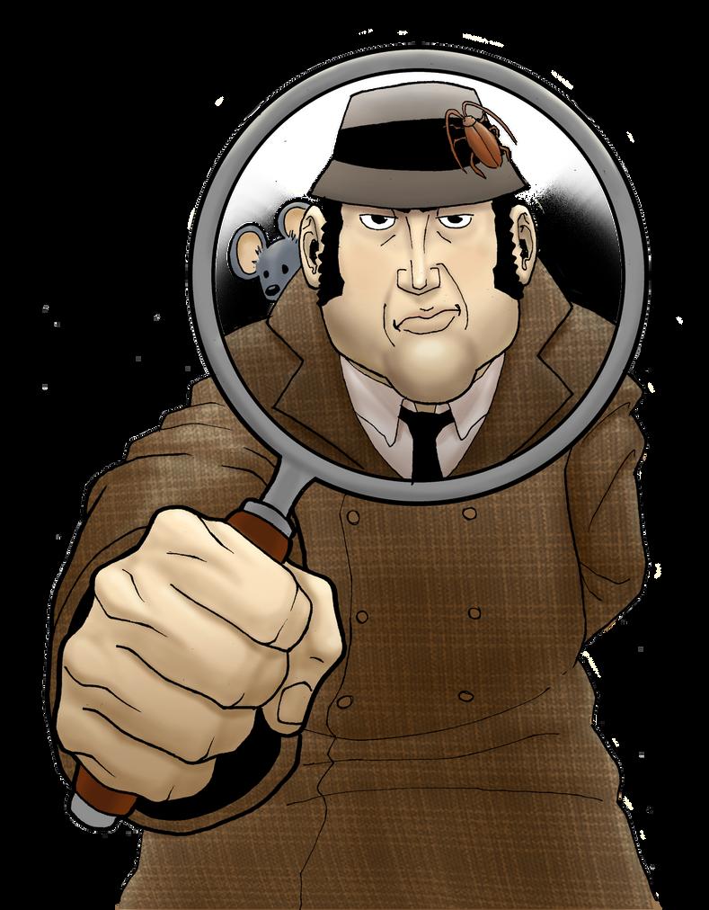 Детектив картинки приколы