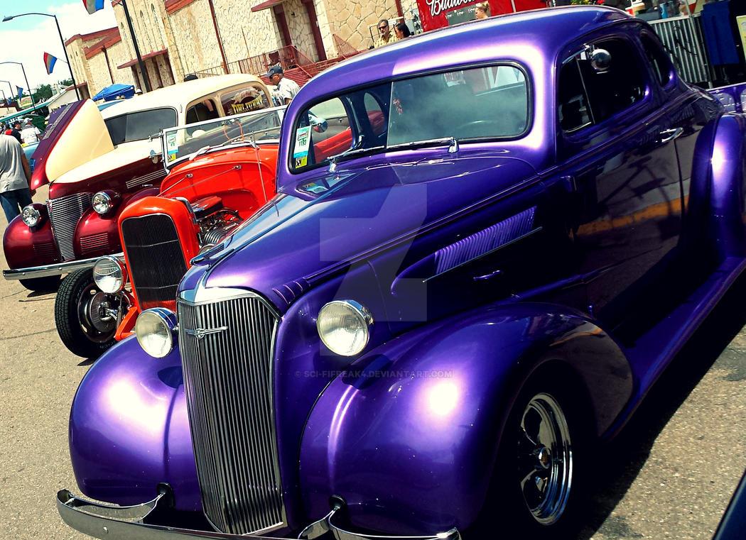 Purple Coupe by sci-fifreak4