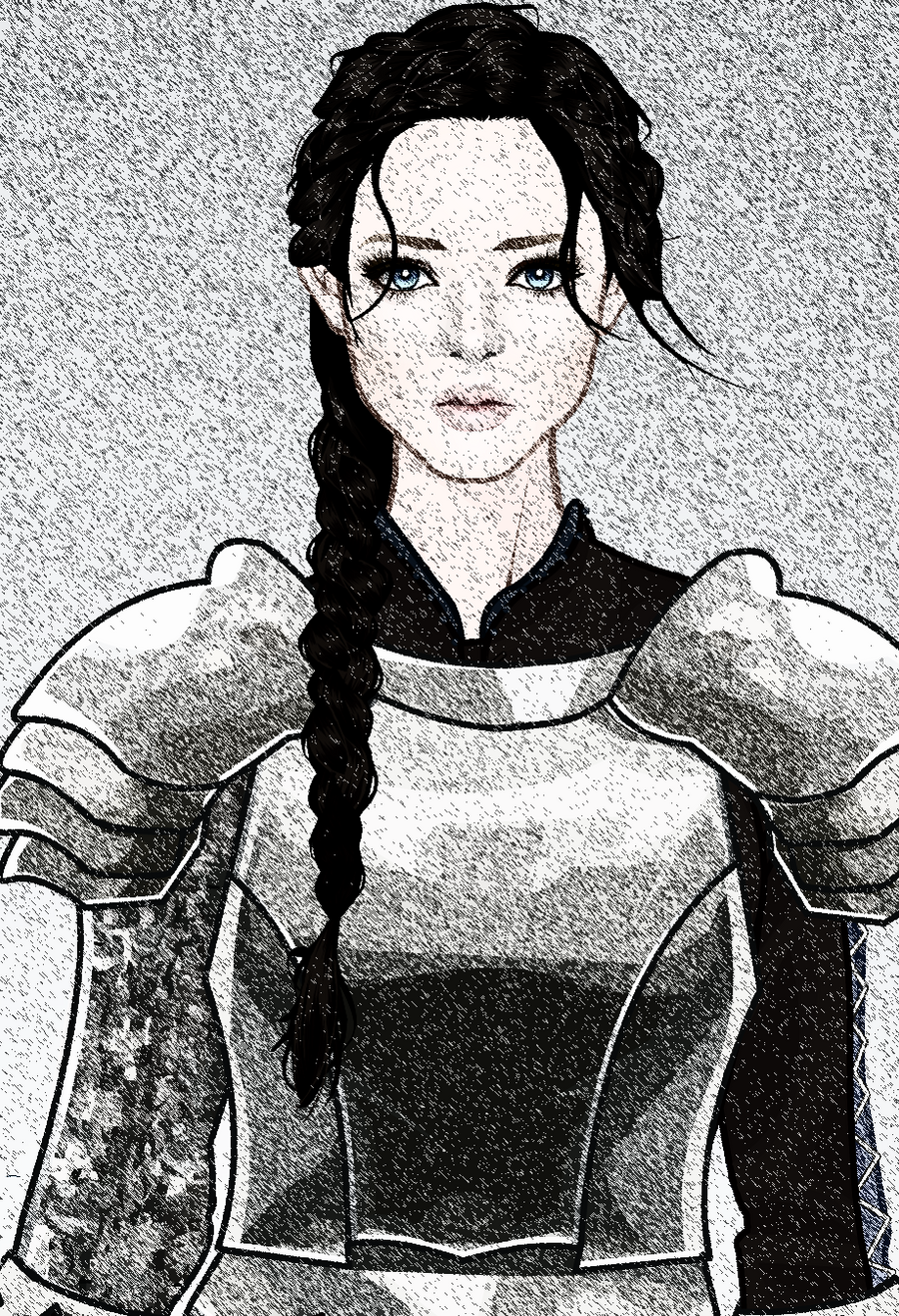 Arya Stark - Revange by EcaJT