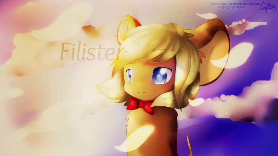 -Fan Art- Filister by Fierying