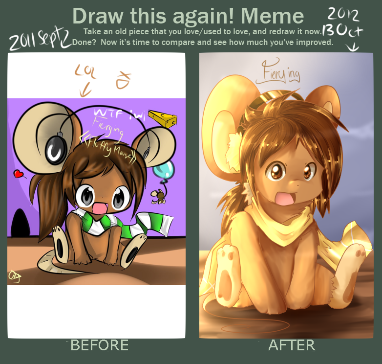 -Meme- Draw this again by Fierying