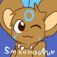 Smooooch - video link in description- by Fierying