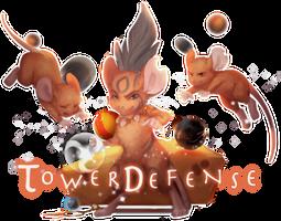 #towerdefense by Fierying