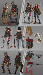 Character Design Assignment
