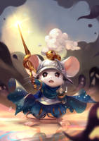 CDC Submission Mouse Warrior by Fierying