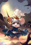 CDC Submission Mouse Warrior