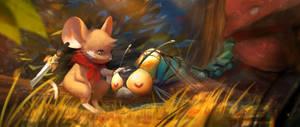 Animated Fanart | Transformice Adventures