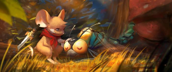 Animated Fanart   Transformice Adventures