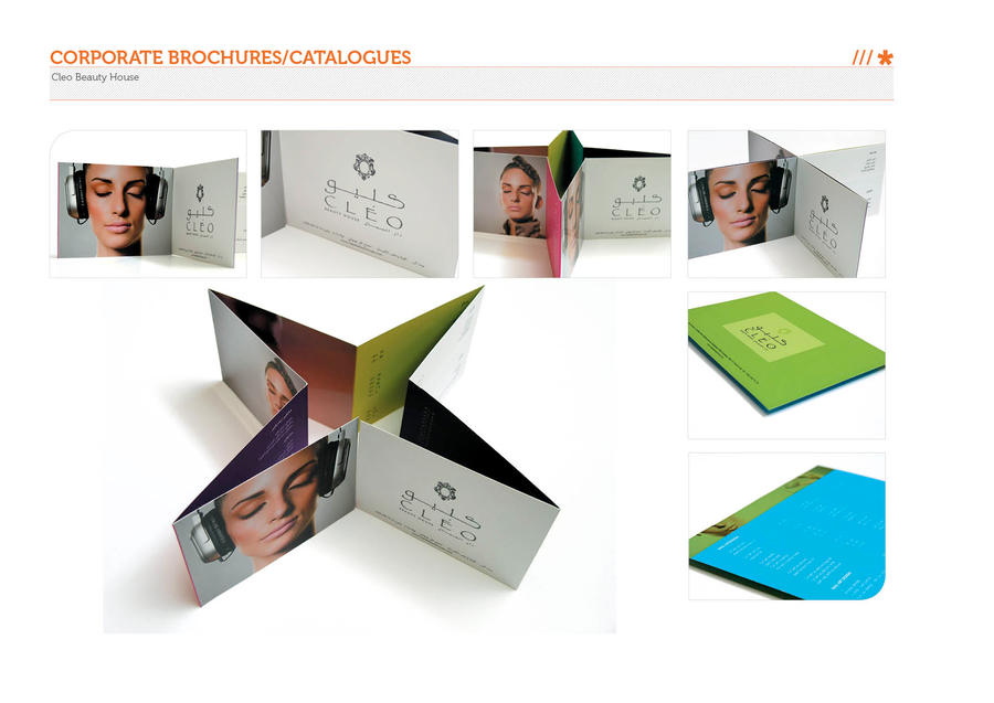 Brochures / Annual Report /// 05