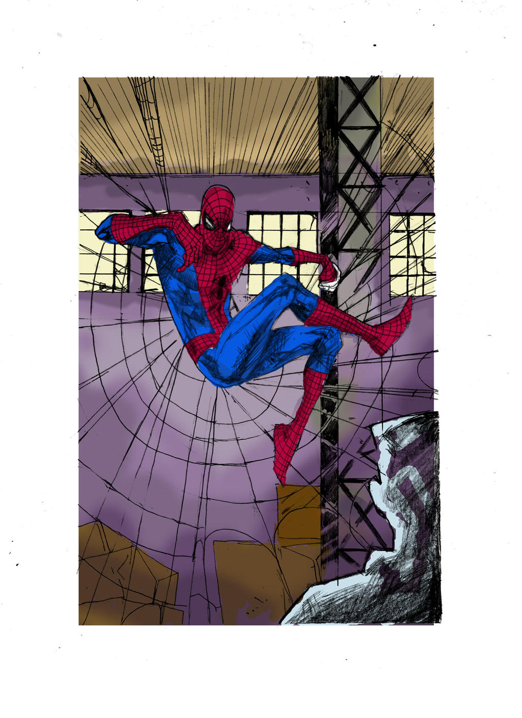 Spidey-Mondays-#26-clc by antcody