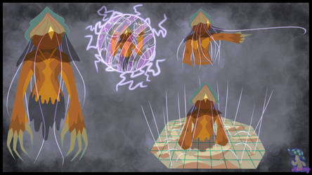 Jellyfish Shroomal Ability Concepts