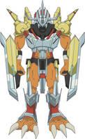 WarGreymon X (Toei style)