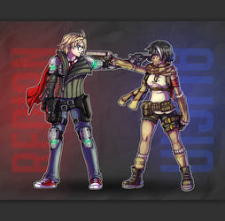 Fifth Era - Redian and Alicia