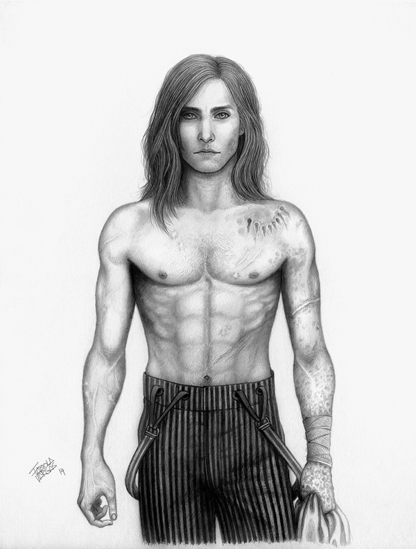 Michael Concept Art by Taurina