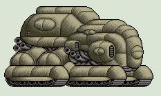 Tank 4 by SolarSands