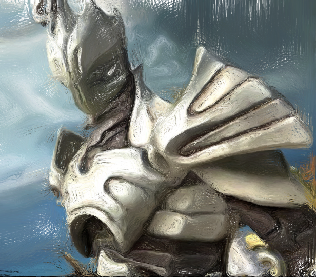 Infinity Blade: God King by TrueNights