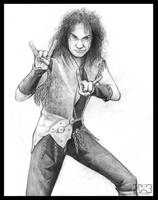 Ronnie James Dio by Mephmmb