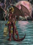 Tiamat, Sea Goddess 2