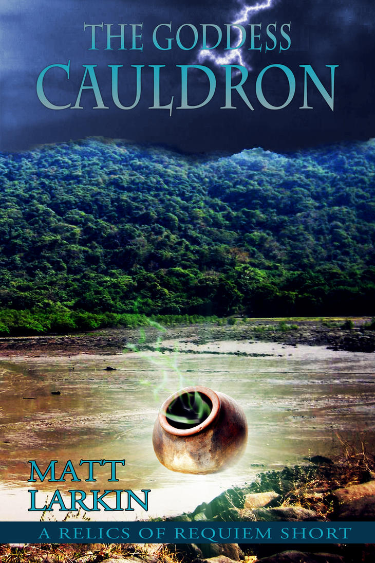 The Goddess Cauldron by juhilarkin