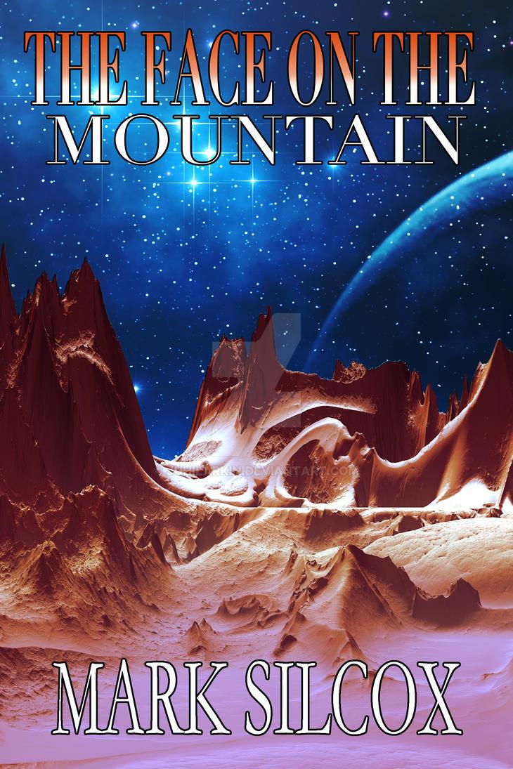 Face-on-mountain by juhilarkin