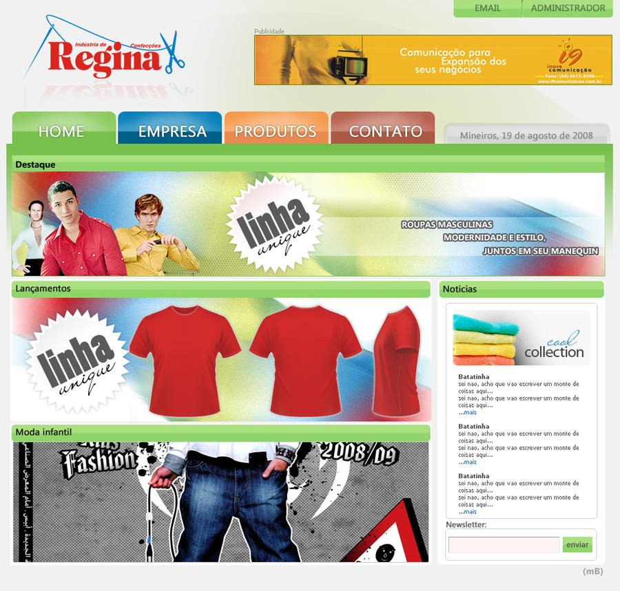 Web Designer Regina