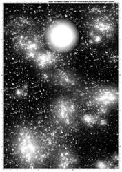 Screentones Starry Sky 2 by bakenekogirl