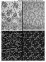 Screentones Laces 4 by bakenekogirl