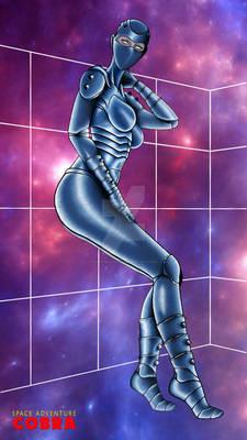 Lady - Space Adventure Cobra