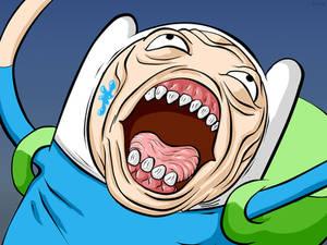 Adventure Time Ocean of Fear