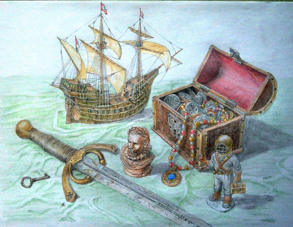 Age of Sail by bogatyrkhan
