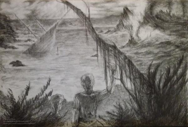 Damphir by GraveyardBat