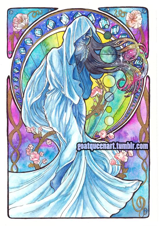 Blue Diamond by GoatQueen