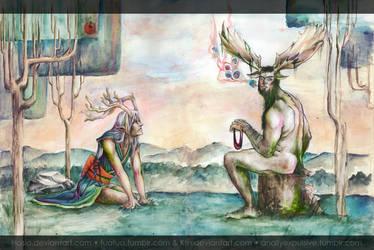 37: Antlers Love by Hosio