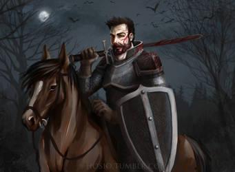 Knight by Hosio