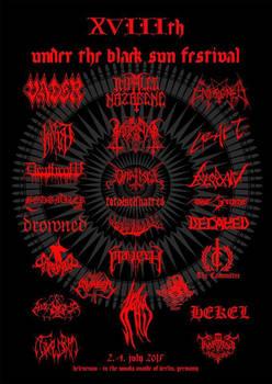 Under The Black Sun 2015
