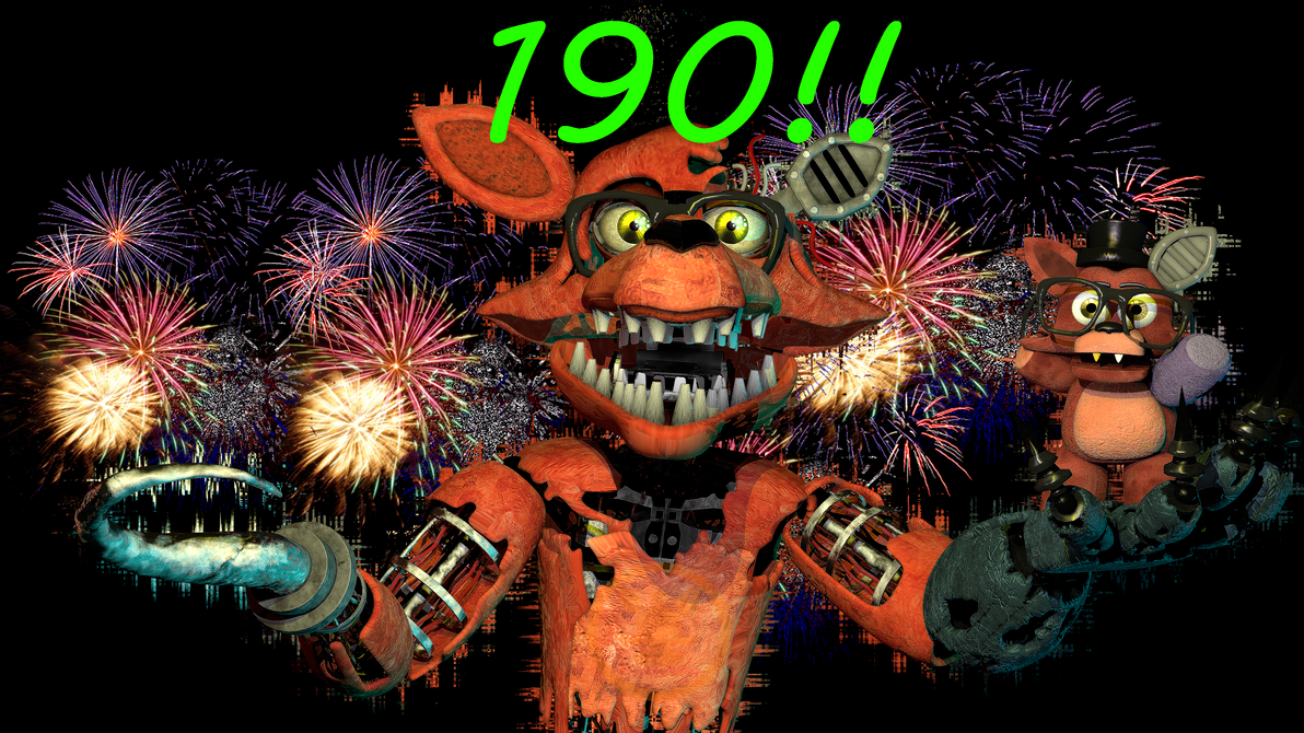 190! by AdventureOldFoxy
