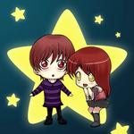 AoH: Aya and Salene by saino