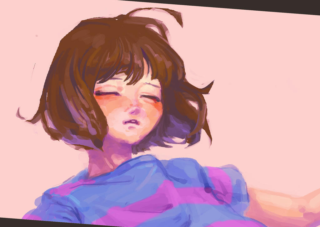 Frisk By Ingyerous On Deviantart