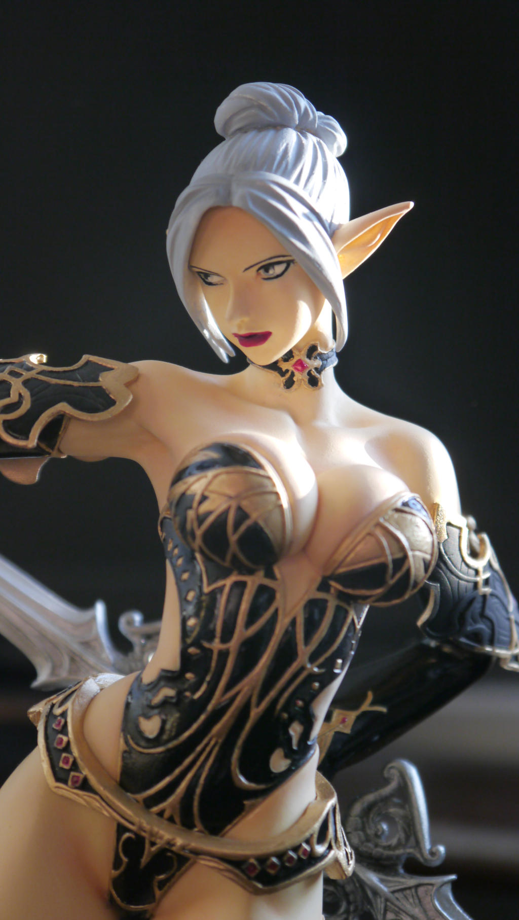 Lineage 2 porn dark elf exposed girls