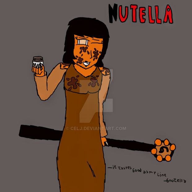 Gnutella have Nutella by celj