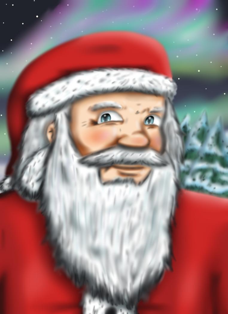 Christmas card 2015 by Psi-Baka-Onna