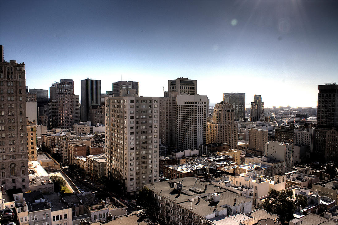 San Francisco 2 by henr1k