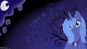 Luna Wallpaper by BlindCoyote