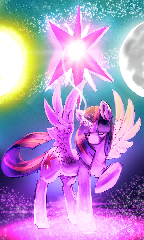 Magic by BlindCoyote