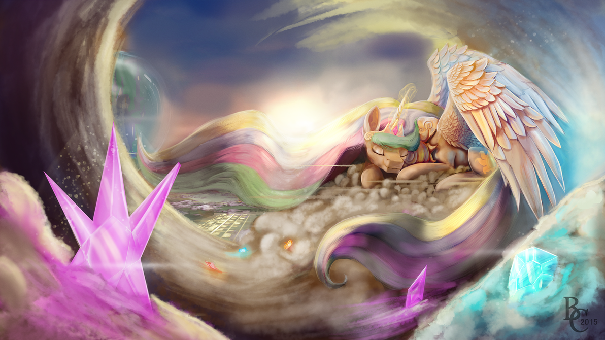 Solar Prophecy by BlindCoyote