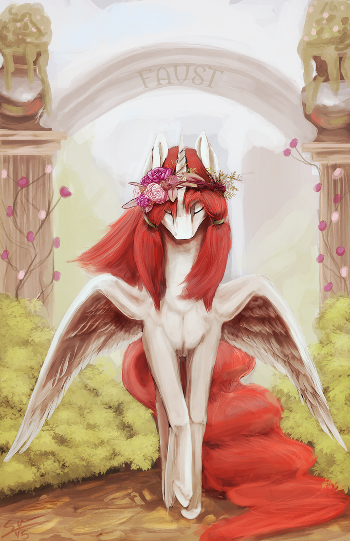 Faust by BlindCoyote